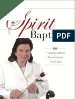 Spirit Baptism by Verna Linzey (Military Bible Association)