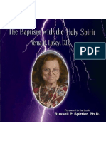 The Baptism With the Holy Spirit by Verna Linzey (Audio Book) (Military Bible Association)