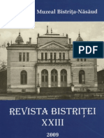 revista-bistritei-XXIII-2009