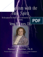 The Baptism With the Holy Spirit by Verna Linzey (DVD) (Military Bible Association)