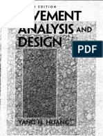 Pavement Analysis and Design - Second Edition 2004 (Latest by Yang H. Haung)