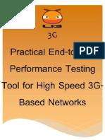 PracticalEnd to End PerformanceTestingTool