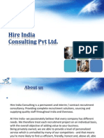 Hireindia Ppt -Non It (1)