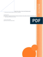 Curriculum Vitae Básico, Ejemplos de Curriculum Vitae, Modelos, Formatos, Plantillas, Word 2007