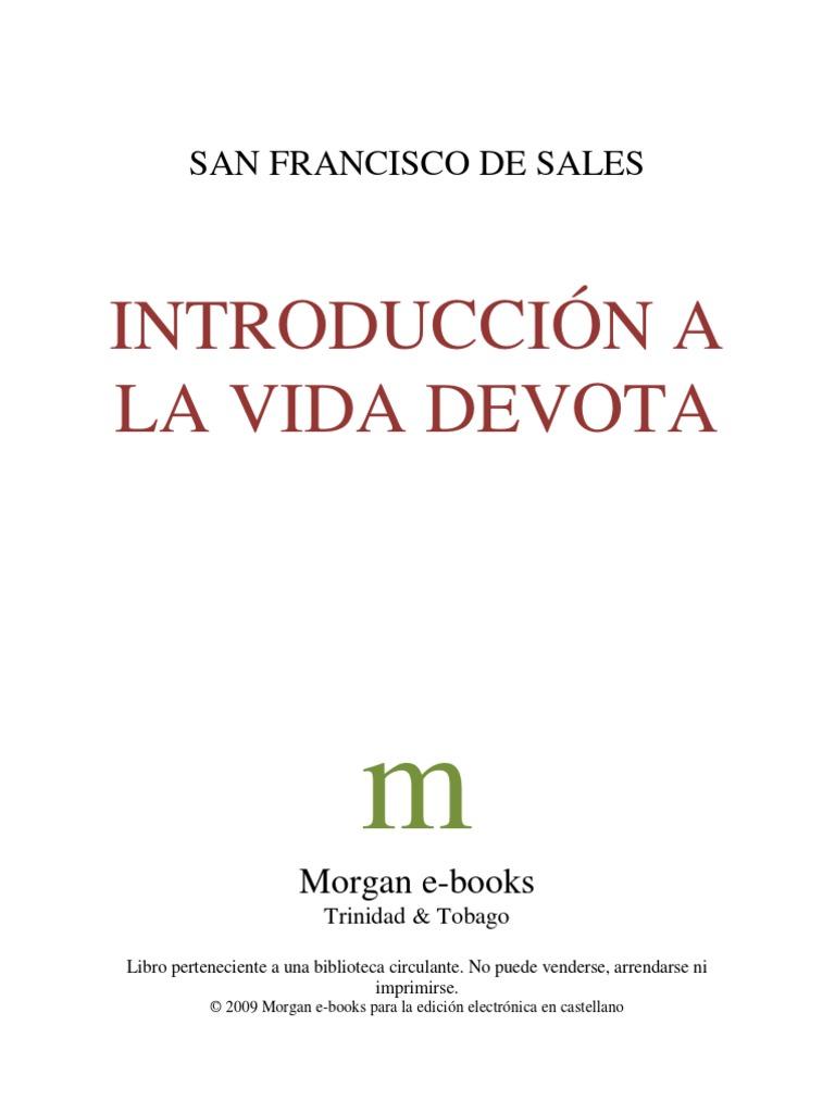 816c064ac6a Sales San Francisco De - Introduccion A La Vida Devota.pdf