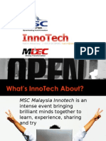MSC Malysia InnoTech