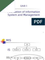 Management Information System Unit1 Part1