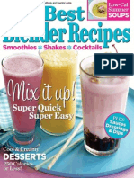 125 Best Blender Recipes