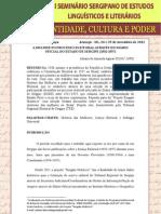 A MULHER NO PROCESSO ELEITORAL ATRAVÉS DO DIÁRIO OFICIAL DO ESTADO DE SERGIPE