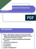 Management Information System Lect 3-Cross-Functional Enterprise System