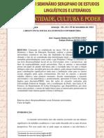 A RELEVÂNCIA SOCIAL DA EXTENSÃO UNIVERSITÁRIA