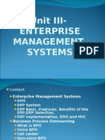 Management Information System Unit 3- part 1