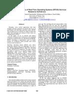RTOS IEEE