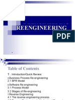 Software Engineering  Re Engineering