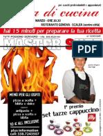 Volantino Master Chef Genova