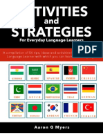 Activities and Strategies for Everyday Language Learners