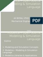 Modelica Presentation