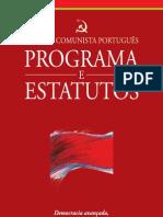PCP - Programa e Estatutos