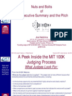 459_GIST - Executive Summary and Pitch - Jakarta Hadzima -Handout