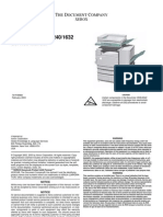 Xerox DC 3535 Service Manual