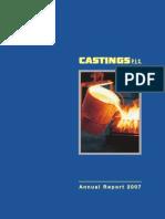 Castings Annual Report 2007-1