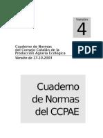 Cuaderno Normas CCPAE 10.11.03
