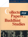 Padmanabh S. JAINI, Collected Papers on Buddhist Studies, Motilal Banarsidass