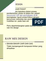 Kursusrawmix design-bahan mentah.ppt