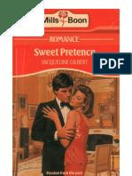 Sweet Pretence