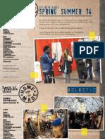 Ss14 Denim by Fashion Report
