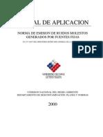 Decreto S Nº 146.98 Ruidos Molestos [Manual]