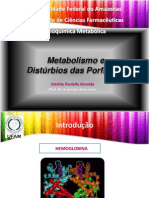 Metabolismo Do Grupo Heme