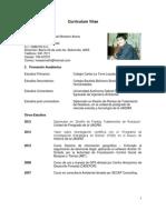 Curriculum Vitae Moises Montano 03-13