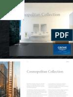 Grohe_nlfr_cosmopolitan collection - cosmopolitan collection