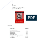 solution manual for fundamental thermodynamic sixth edition chapter 12