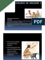 psicologia da educação 1