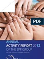 Annual Activity Report 2012 of the EPP Group.epub
