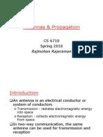 Antennas Propagation