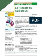 La Fiscalite Du Cameroun