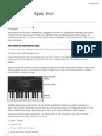 GarageBand Para iPad 1.3