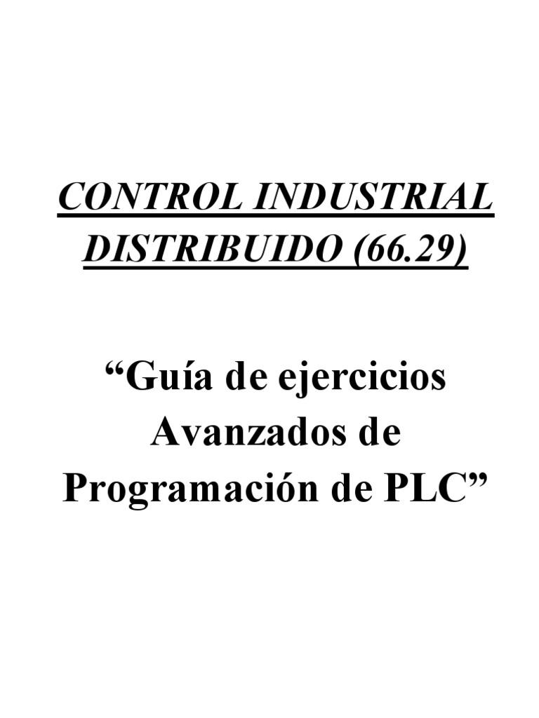 Ejercicios Avanzados de PLC