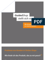 Guided Shop Flyer
