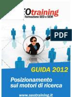 Guida SEO Training 2012