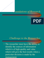 Chapter2 Foundation of Research