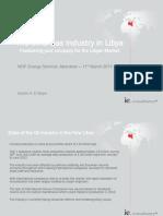 Libya Oil & Gas Industry Presentation - NOF Energy Seminar - Aberdeen 11.03.2013