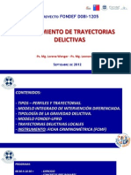 3. Modelo MIID y FCMF-Trayectorias