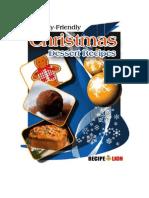 7 Family Friendly Christmas Dessert Recipes eCookbook (1)