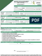 Licencia F 2
