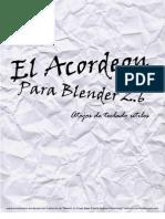 Atajo Teclado Blender 2.6
