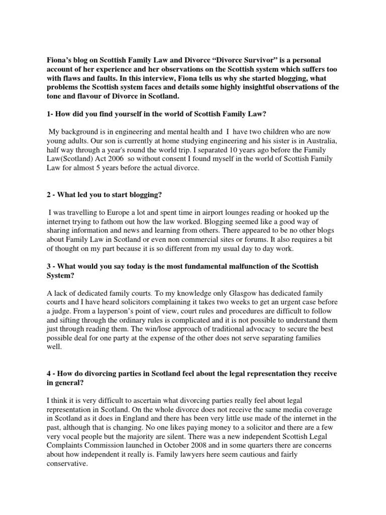 Interview fiona divorce survivor blog divorce mediation solutioingenieria Images